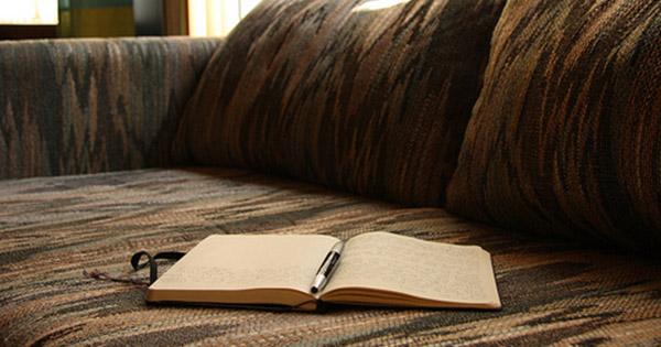 Začnite si písať denník s tým, čo jete