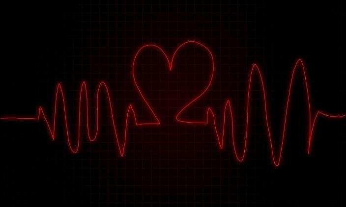 Rozdiel medzi tepom srdca v pokoji a krvným tlakom - 1