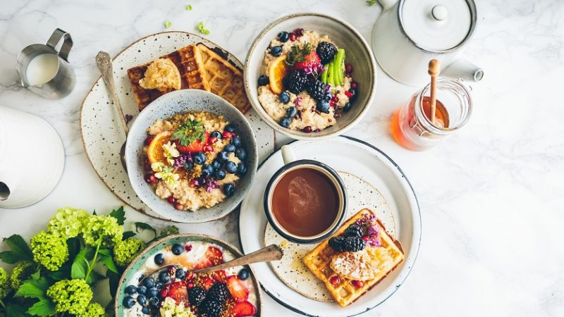 3 tipy na rýchle a zdravé raňajky